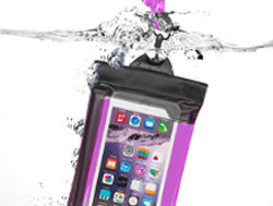 Travelon – Keeping Smart Phones Dry!       –    click for more info